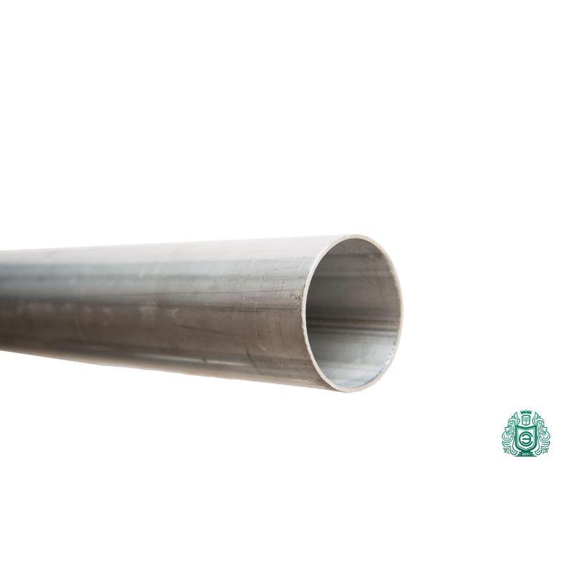 RVS buis Ø 25x1.3mm-101.6x2mm 1.4509 ronde buis 441 uitlaat reling 0.25-2 meter, RVS